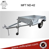 OEM or customize stainless trailer for camping off road