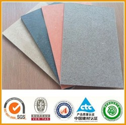 Willing brand uv coating decorative fiber cement board fire resistant low density reinforced light weight cement board price low