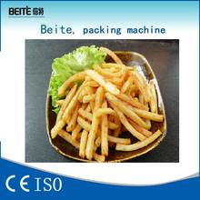 potato chips packaging machine price made in China