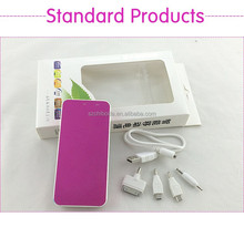 5000mAh power bank mobiles, Thin power bank,power bank Battery charger for mobile