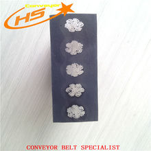 High quality DIN22131 ST800 China steel cord conveyor belt with ISO standard