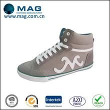 Quality new products hot sale tan matte leather shoes