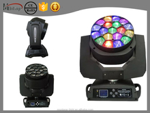 Mac aura 19pcs led moving head stage lights/Mac aura Led moving head