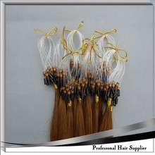 best selling products human hair ring-X hair extension