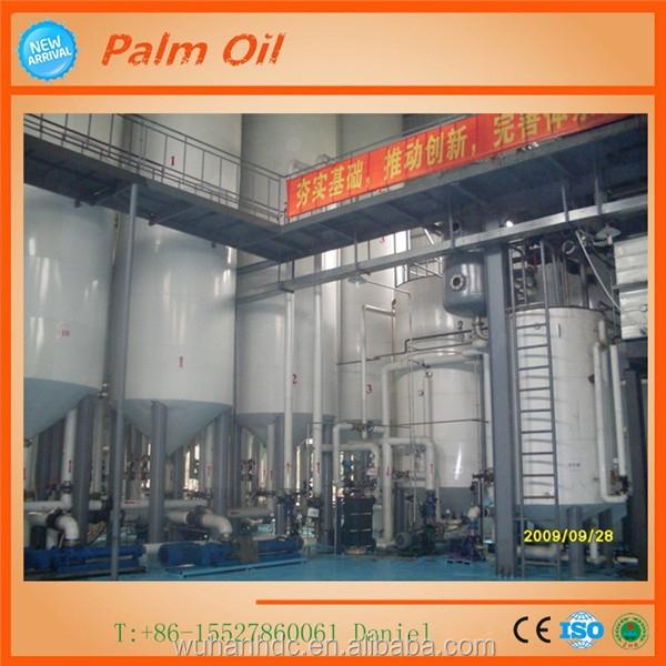 palm oil refining process pdf