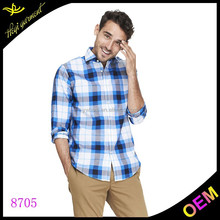 2015 Alibaba shirt and pant color combinations for casual man