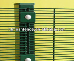 anti-climb 358 fence /top quality hot dip galvanzied coated 358 anti- climb security welded fence