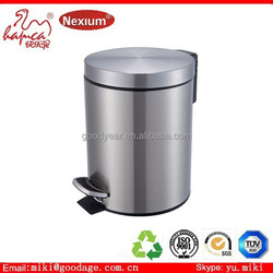Eco-Friendly,Stocked Feature and Stainless Material Trash recycling & Waste basket & Trash can