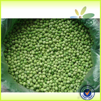 IQF bulk or canned frozen green pea brands