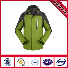 New Arrival 3 in 1Men's High Quality Outdoor Jacket