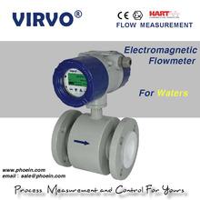 VIRVO brand DF40 series smart flange type flow meter water