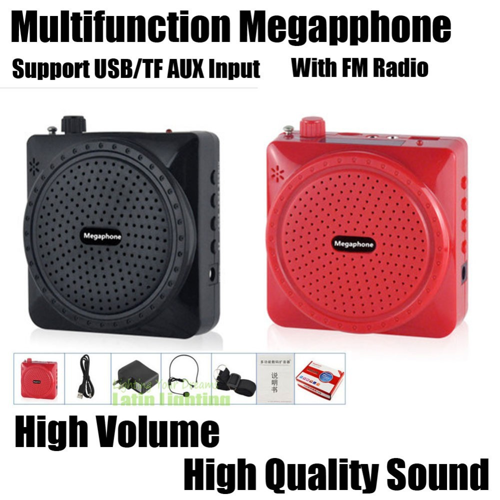 2014 новый цифровой мегафон микрофон голос ...