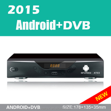 Android DVB-T2 STB box /android set top box/MPEG2/4
