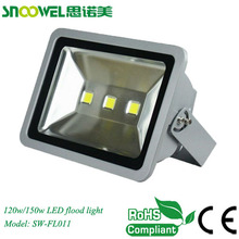 2015 high power super bright outdoor led 150w led flood light