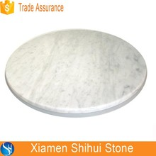 professional manufacturer of natural stone round dining table tops