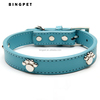 Wholesale PU leather collar for dog