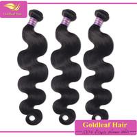 high quality no tangle no shedding 6a grade real virgin brazilian hair
