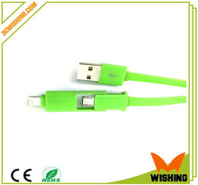 2015 Wholesale Telephone Cable Color Code for All Mobile Phone