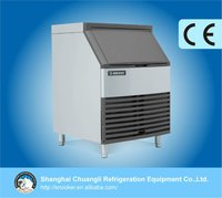 Automatic Ice Flake Maker Snow Ice Maker With 200KG Capacity