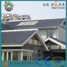 Synthetic spanish roof tile/plastic roof shingles/tile roof