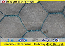 PVC coated chicken mesh breeding chicken / loosen mesh