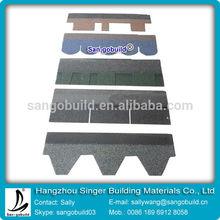 laminado techos tejas de asfalto exportado a áfrica