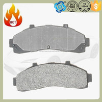 Brake systems Performance Car Brake Pad D652 For FORD