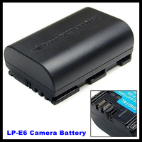 High Quality Replacement Li-ion 7.2V 1800mAh For Canon LP-E6 Battery