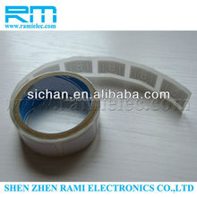 new product High quanlity 860MHz~960MHz RFID Adhesive Tag made in china free sample