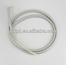 dental y tubo de silicona para tres vías jeringa