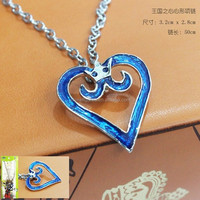 Kingdom Hearts Anime Necklace