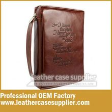 leather bible book cover