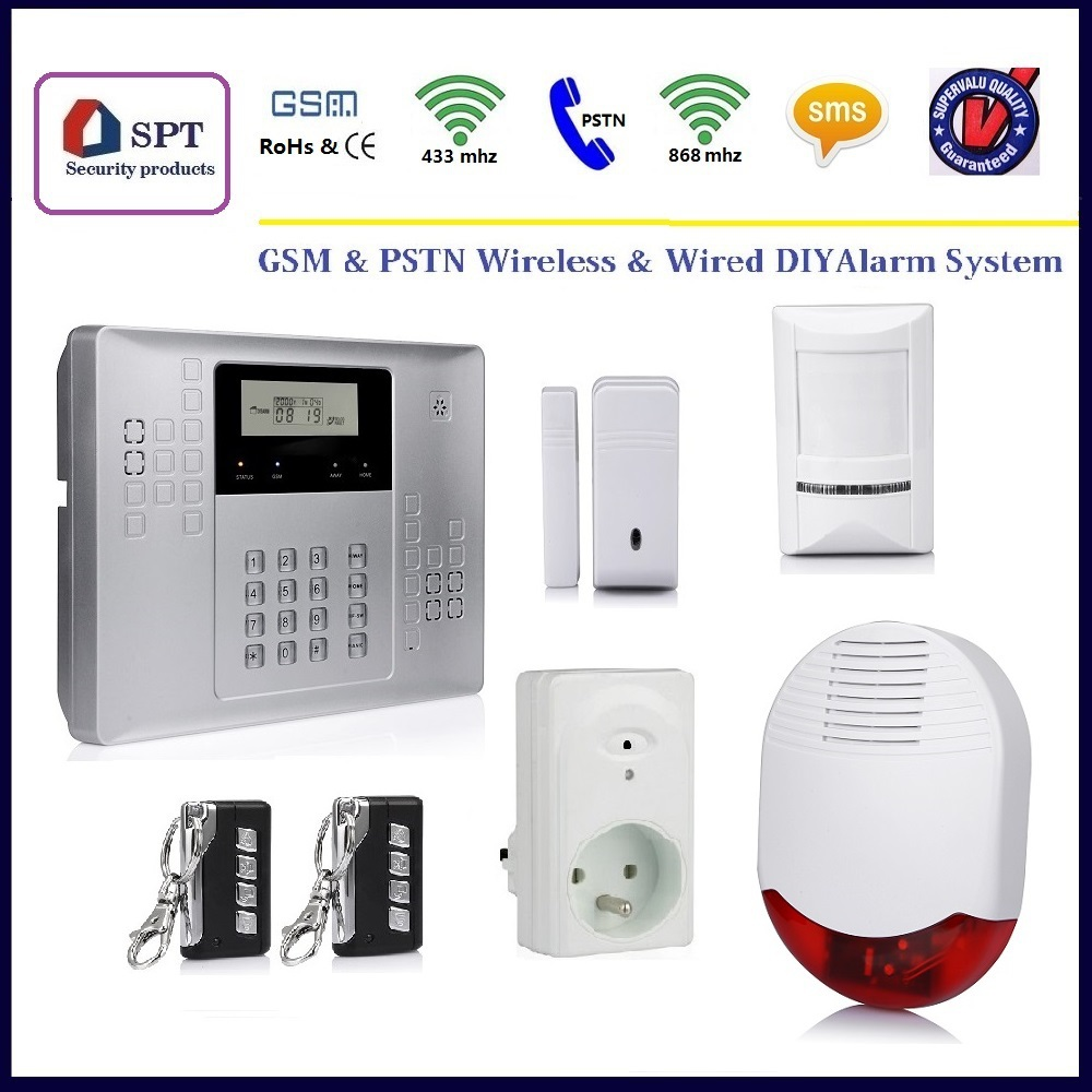 Self monitoring home security systems 28 images for Self security system