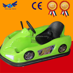 Cheap dodgem cars price/Amusement park battery bumper car/kids bumper car