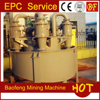 Low price minerial dressing machine classification equipment hydrocyclone for sale used in gold processing plant