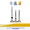 exhaust valve spindle ,stem gate valve for SULZER,WARTSILA