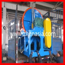 used tyre recycling oil machine with engineers available to service overseas