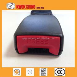 CCC E4 car parts seat belt parts for seat belt extender / seat belt buckle