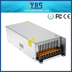YDS transformer 220v 48v 5a 8.3a 10a led switching power supply,AC DC Industrial Power Supply transformer