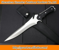D2 Blade ERMA Survival Knife Rescue Tactical Knives 5437