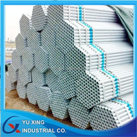 Galvanized pipe or piping furniture for greenhoused pipe galvanized pipe