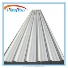 upvc corrugated roofing tile design for industrial warehosue