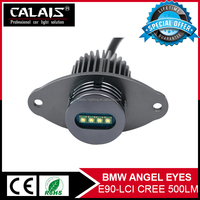 2015 High power 40W angel eyes E90 led car motorcycle head lamp