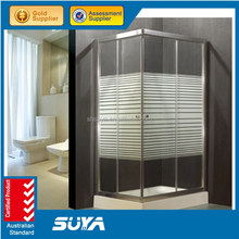 Shanghai SUYA finish aluminum alloy shower room