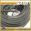 Manufacture 2 cores Twin and Earth Flat cable,electrical wire 450/750v, shanghai/ningbo port
