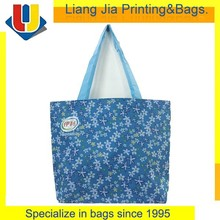Folding Shopping Trolley 600D Polyester Tote Bag
