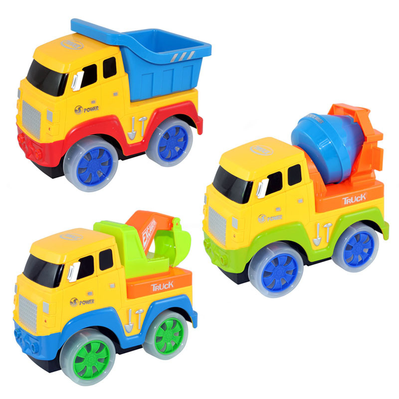 Electronic Toy Cars And Trucks Truck Cars Toys For Kids 1