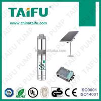 new design deep well solar water pump irrigation