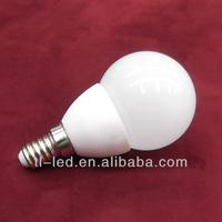 LED P45 decorative Bulb Light 5W E14/E12 base ,with Thermal conductive ceramic, cheap price Epistar 3329 SMD