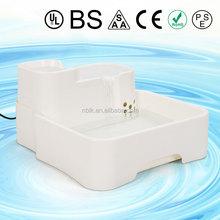 Cachoeira automático água Pet bebedor / Pet bebedouro de circulação / animal de estimação fountaion